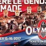 Collins Gann McCloskey & Barry Heads to the Olympia