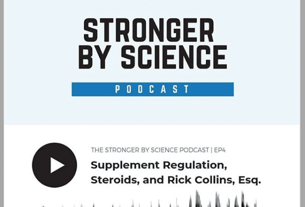 "Rick Collins Featured on ""Stronger by Science"" Podcast"